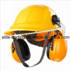 High Quality ABS Hearing Protection Earmuffs for Ear Protection