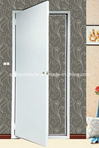 Steel Door for Flat Pack Container House (CHAM-TD02) pictures & photos