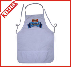 100% Cotton Cooking Kitchen Apron for Promotion (kimtex-300) pictures & photos