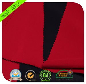 240GSM Dyed Functional Compound Fabric with SGS Approved pictures & photos