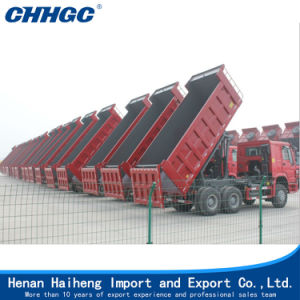 HOWO 6*4truck Tipper 10 Wheel 20t Dump Truck for Sale