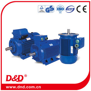 Cast Iron Ie1/Ie2/Ie3 Electrical/Electric Tefc Fan Induction AC Asynchronous Motor