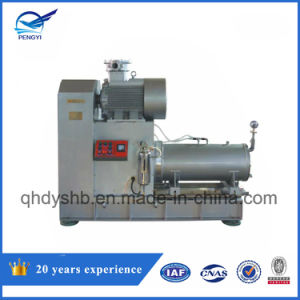 Pin Type Batch Disk Horizontal Sand Grinding Mill