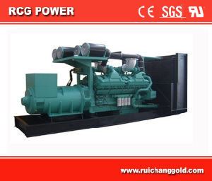Diesel Generator Set Powered by Original Cummins Engine (R-C1000)