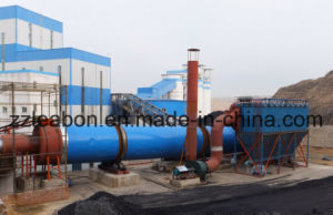 Hot Sale Sawdust Air Flow Rotary Drum Dryer pictures & photos