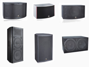 Professional Indoor Show 12CH Portable Mini Speaker with USB pictures & photos
