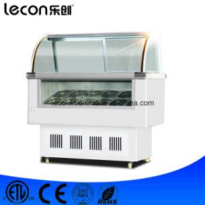 The Hottest Sale Mini Ice Cream Display Freezer