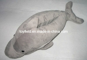 Plush Toy Shoes Slippers Dolphin Shape (TF9710) pictures & photos