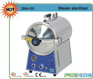 250A-I25 High Quality Hospital Equipment Autoclave Sterilizer pictures & photos