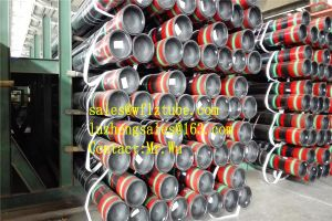 API 5CT Btc Casing Pipe, N80 Steel Pipe pictures & photos