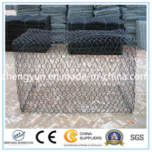 Galvanized Hexagonal Gabion Wire Mesh/ Gabion Box