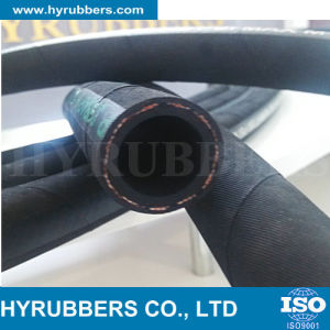Rubber Hydraulic Fuel Hose SAE R6 Hose for Delivery Fuel, R6 Hydraulic Hose pictures & photos