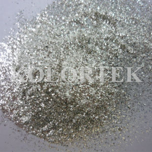 Silver Flakes Glitters, Silver Coated Silicate Flakes pictures & photos