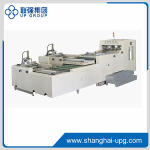 Automatic Card Slitting & Collating Machine pictures & photos