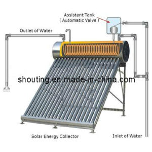 Pre-Heating Solar Water Heater (SABS, SRCC)