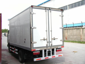 Dry Freight Truck Body with FRP Plywood Panel pictures & photos