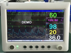 Patient Monitor with 10.1 Inch Screen (OW-7000E) pictures & photos