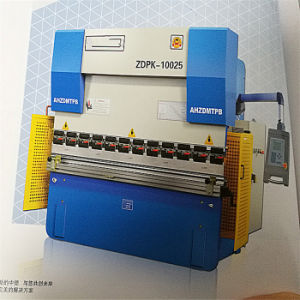 Zdpk Series of Mini Type Conventional Nc Bending Machine pictures & photos