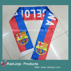 Jacquard Football Fan Scarf pictures & photos