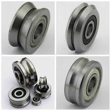 Window Pulley Bearing Plastic Window Pulley Roller Wheel with Bearing Plastic Pulley Wheels pictures & photos