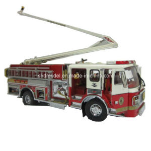 Die Cast Fire Truck Model (OEM) pictures & photos