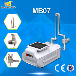 Latest 30W Portable Fractional CO2 Laser with Ce Certificate (MB07) pictures & photos