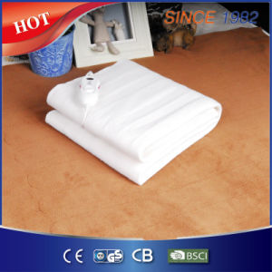 Ce/GS/RoHS BSCI Approved Electric Heating Blanket with Auto off Timer pictures & photos