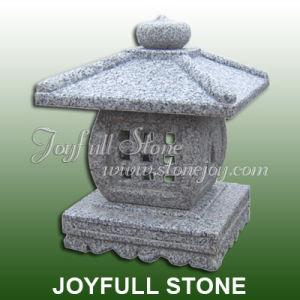 China Japanese Garden Lamp (GL-096) - China Stone Lantern