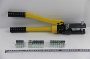 Handle Hydraulic Cable Crimping Tool