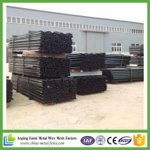 2.04kg/M Black Fence Y Post for Sale