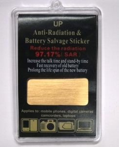 Phone Anti Radiation Sticker pictures & photos