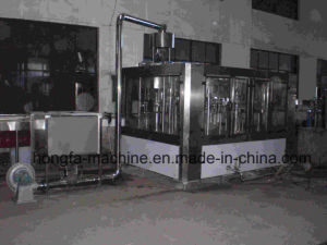 Automatic Plastic-Cap Loading Machine for Filling Process