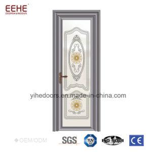China Waterproof Aluminium Bathroom Hinge Glass Doors China