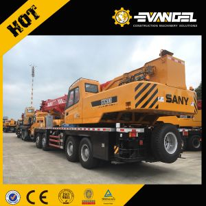 Small Capacity 12 Tons Mobile Truck Crane Stc120 pictures & photos