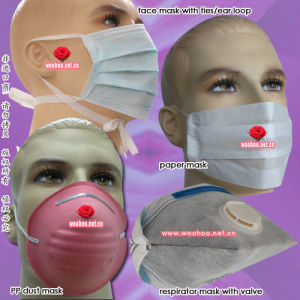 Dust Nonwoven Mask China Surgical Respirator - Mask Face