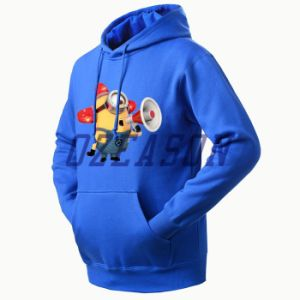 Wholesale Man Winter Clothes Men Polyester and Cotton Hoodies pictures & photos