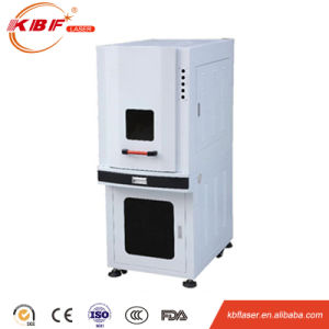 PCB Traceability System Water Cooling 355nm 3W Wire UV Laser Marking Machine for All Materials Plastic Laser Marking pictures & photos
