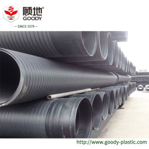Goody Long Service Life Anti Corrosive PE Pipe HS Code pictures & photos
