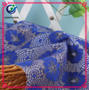 Cotton Nylon Gauze Dress Lace Fabric Wholesale pictures & photos