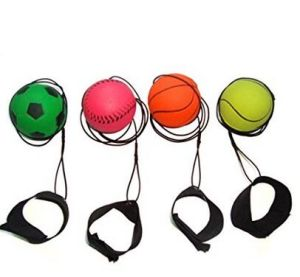 Bouncy Wrist Band Ball, Assorted, for Wrist Exercise Toy Ball pictures & photos