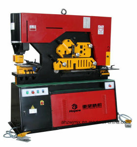 Q35y-25 Hydraulic Combined Punching Shearing for Metal