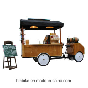 New Design Mobile Used Food Vending Carts Coffee Bike For Sale