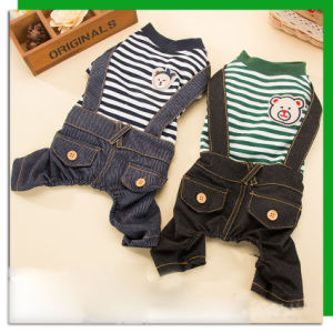 Design Stripes Sports Trousers Cool Dog Jumpers pictures & photos