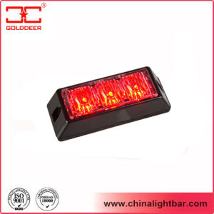 Waterproof IP67 Strobe Lights Red LED Lighthead (SL6231) pictures & photos