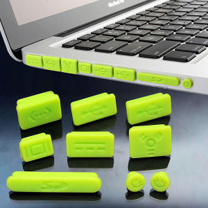 Colorful USB Silicone Rubber Dust Plug