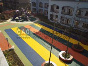 Cag PRO-Colorful Kindergarten Special Floor, Modular Flooring, Interlocking Flooring, Portable Floor