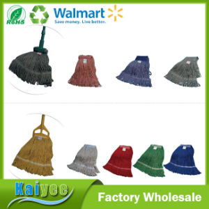 Custom High Quality Different Type Cleaning Wet Mop pictures & photos