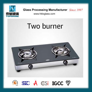 Super Quality New-Style Double/Three/Four Burners Tempered Glass Gas Stove for Cooking pictures & photos