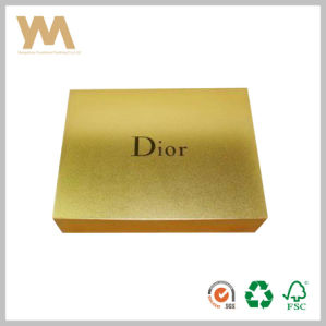 Luxury Gift Box Gold Box Cosmetic Box Packing Box Jewellery Box pictures & photos