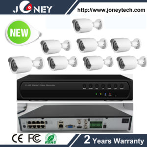 2017 New Kit NVR 8 Cameras Technology IP Camera 8CH Poe NVR Security Camera System Kit pictures & photos